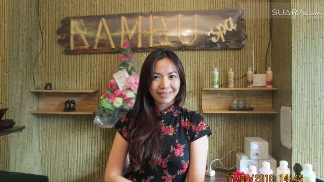 Trisya Suherman, Direktur Utama PT Louise And Chelsea Indonesia