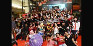 Telkomsel Gelar LOOP Games Competition di 50 Kota